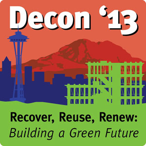 Decon 13 logo