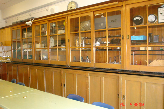 school cabinets with glass fronts