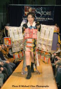 Miyabi Kimono - designed by Chako
