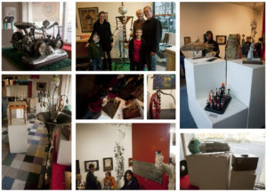 2012 Bellingham Recycled Arts Gallery collage