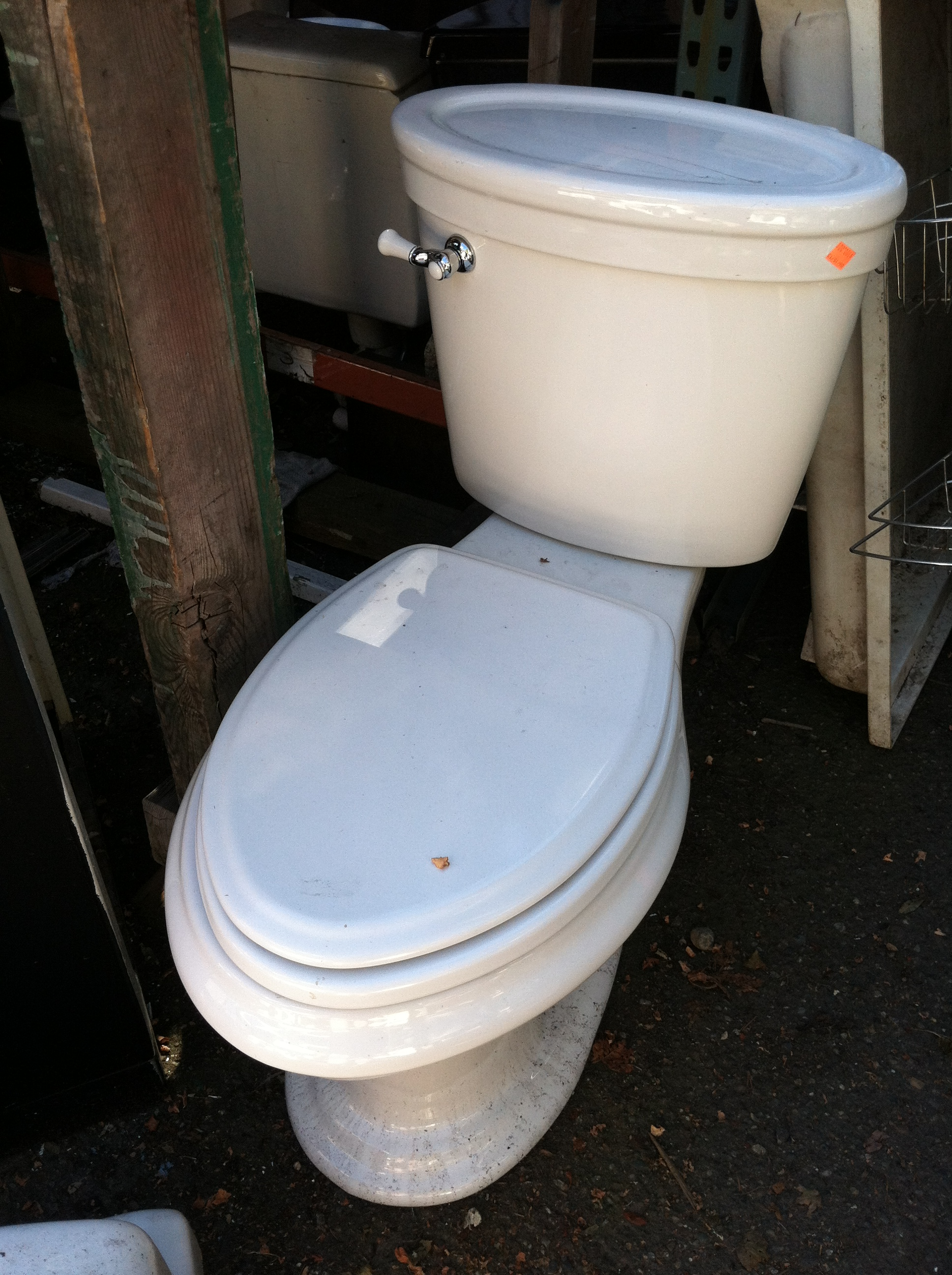 Finding the Love of a New (Salvaged) Toilet - A Volunteer\'s Story ...