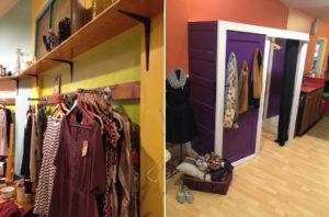 retail dressing room