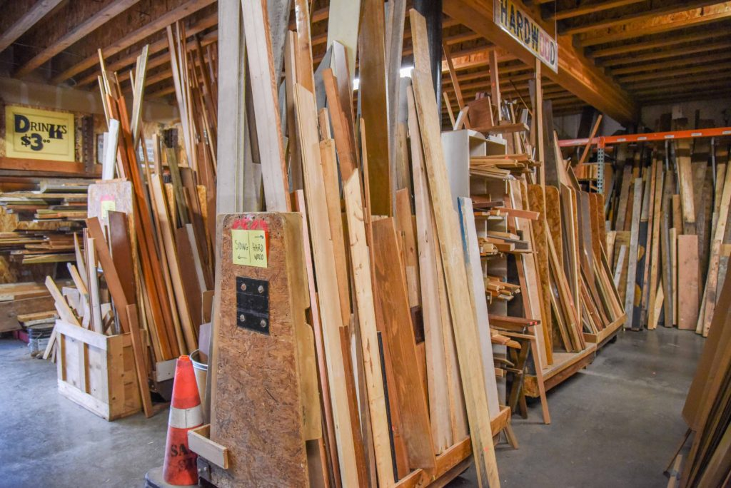 Used Building Materials Retail Store In Bellingham Wa