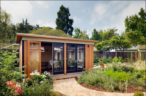 Backyard detached accessory dwelling unit (D - ADU)