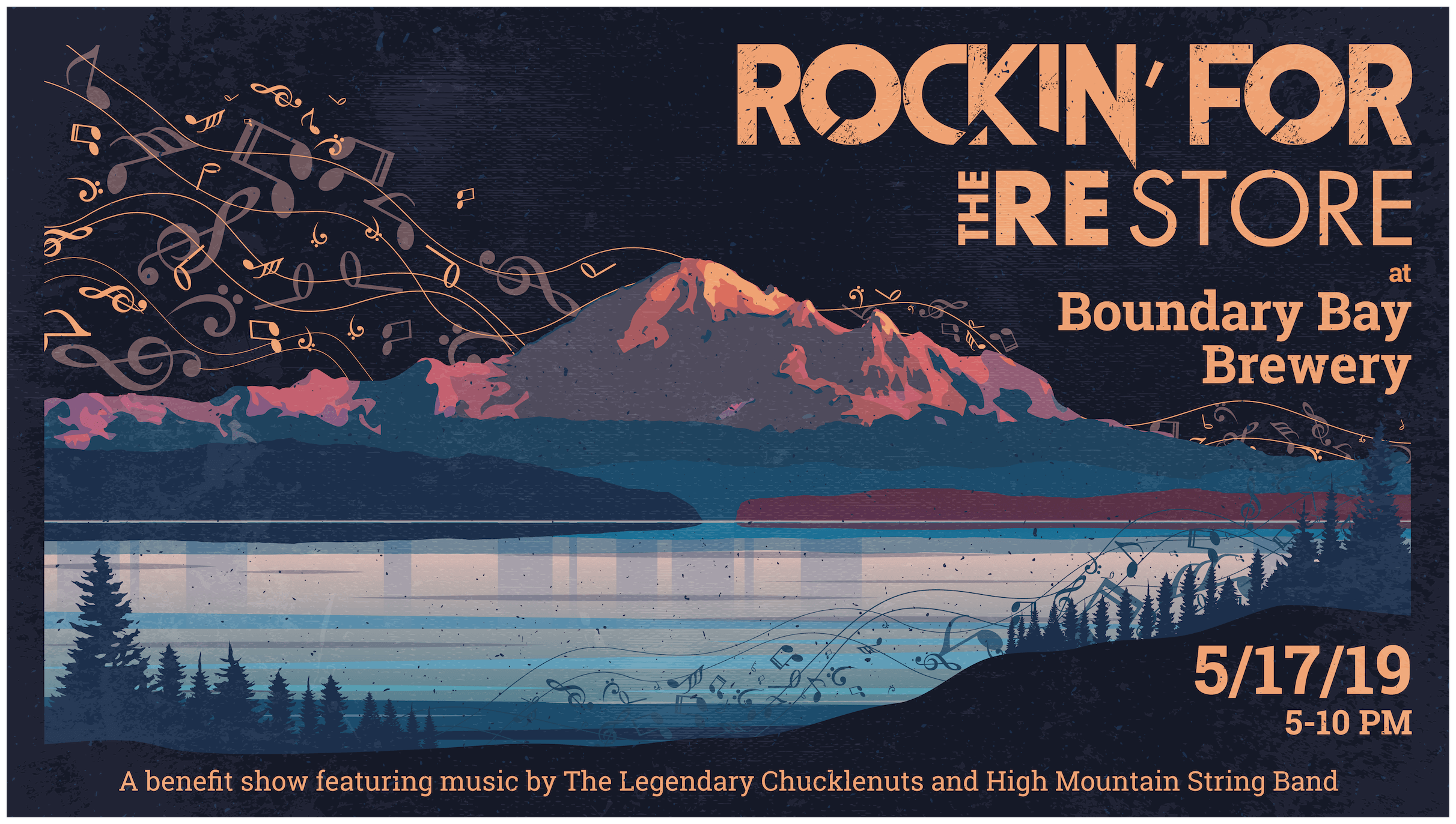2019 Rockin' for The RE Store fundraiser