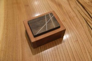 Revision Division hand crafted keepsake box